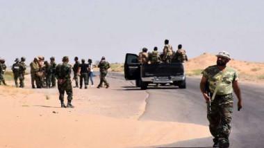 الجيش السوري يكسر حصار تنظيم  داعش لمطار دير الزور العسكري