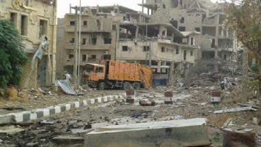 قوات سوريا الديمقراطية تسيطر  على حقل غاز كبير بمحافظة دير الزور