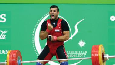 وسام ذهبي ثالث للعراق في دورة ألعاب آسيا