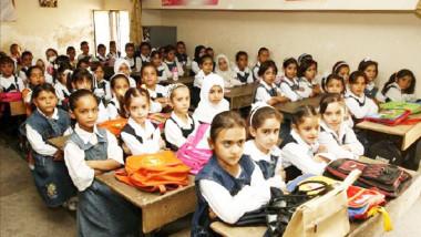 """""""التربية"""" تعلن توجّه نحو تسعة ملايين طالب للمدارس بعامهم الدراسي الجديد"""