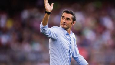 فالفيردي ينضم إلى عظماء مدربي برشلونة الفائزين بمبارياتهم الخمس الأولى