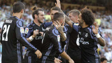 ريال مدريد يتناسى غياباته ويصعق سوسيداد في الليجا