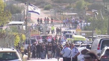 فلسطيني يقتل 3 إسرائيليين قرب مستوطنة بالضفة الغربية المحتلة