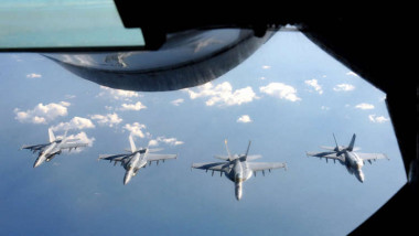كوريا الشمالية تتأهب لإسقاط الطائرات الأميركية