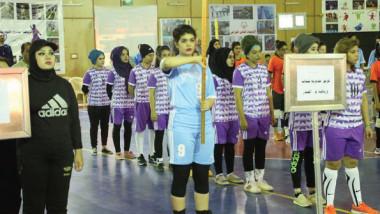 «الشباب والرياضة» تطلق  بطولة الكرة الطائرة النسوية
