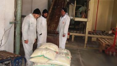 التجارة تواصل تجهيز المطاحن بخلطات الحبوب ووكلاء التموين بمادة الرز
