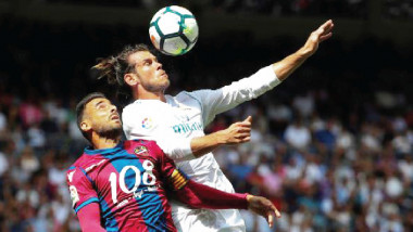 ريال مدريد يسقط في فخ  التعادل الثاني على التوالي
