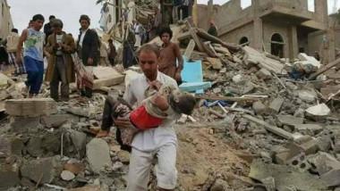 هيومن ووتش تتهم التحالف بقيادة السعودية في اليمن بجرائم حرب
