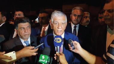 وزير النفط يعلن إعادة تشغيل مصفى حديثة بعد تأهيله من الدمار