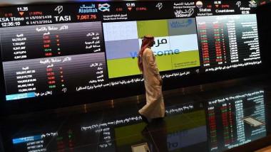 الاستثمارات الأجنبية ترفع البورصة السعودية