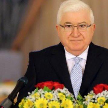 معصوم يرحب ببيان مجلس الأمن بشأن سيادة العراق ووحدته