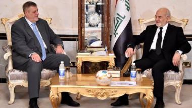 """الأمم المتحدة تعلن استعدادها للمساعدة بحل """"المشكلة"""" بين بغداد وأربيل"""