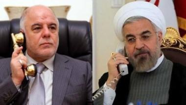 العبادي وروحاني يؤكدان رفض الاستفتاء وحفظ وحدة العراق