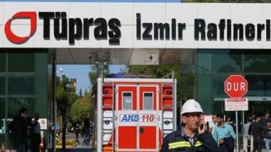 أربعة محتجزين في واقعة انفجار مصفاة توبراش التركية