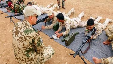 ألمانيا تعلّق مهمة خبرائها العسكريين في إقليم كردستان