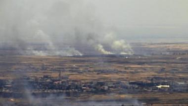 إسرائيل تستهدف المدفعية السورية في الجولان بعد تعرّضها لإطلاق نار