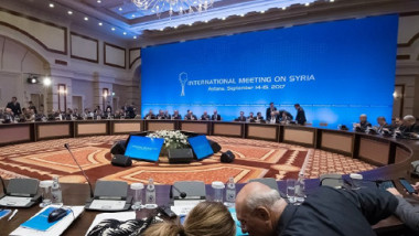 الدول الثلاث الضامنة لمسار مفاوضات «آستانة»  حول سوريا تبدأ اجتماعها السابع