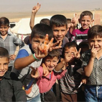 ردود فعل حول استطلاع يشير إلى حب العراقيين لمساعدة الغرباء