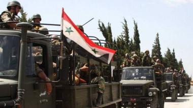 الجيش السوري يتقدم في الطرف الغربي لنهر الفرات