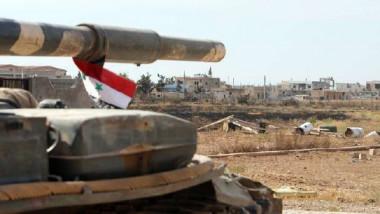 الجيش السوري «يطوق» مسلحي تنظيم «داعش» في الميادين ويستعيد السيطرة على بلدة «مراط»