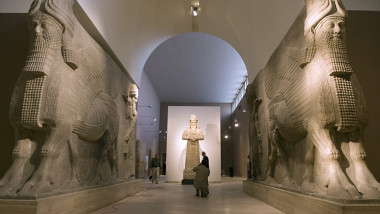"""""""الآثار والتراث"""" تصدر فولدراً ترويجياً للمتحف الوطني العراقي"""
