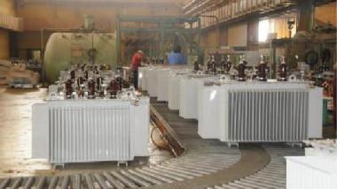 «الصناعة « تجهّز دوائر الدولة والمواطنين بمنتجاتها من المحولات والمقاييس الكهربائية