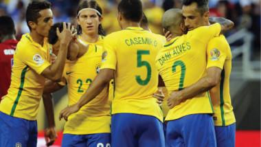 «تيتي» يستدعي نجوم البرازيل لمواجهتي اليابان وإنجلترا