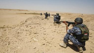 تنفيذ حملات دهم وتفتيش واسعة في الصحراء الغربية لمحافظة الأنبار