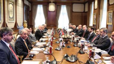 العبادي يتفق مع أردوغان على تمتين ورفع مستوى العلاقات العراقية التركية