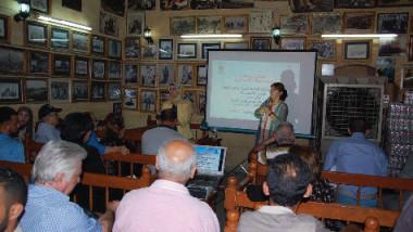 إحياء جلسات فنية وثقافية في المقاهي البغدادية