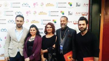 كنت صاحب الفيلم العراقي الوحيد المشارك في مهرجان الجونة وسط 36 دولة من شتى أنحاء العالم