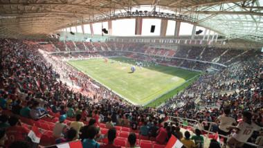 ثورة الملاعب الرياضية الحديثة والنهضة العمرانية في العراق