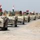 جهاز مكافحة الإرهاب يتوجّه صوب سد الموصل برفقة قوّات من الجيش العراقي
