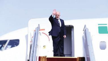 العبادي يبدأ جولة إقليمية إلى السعودية والأردن ومصر وتركيا