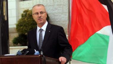 رئيس الوزراء الفلسطيني يزور غزة  في خطوة كبرى نحو المصالحة مع حماس