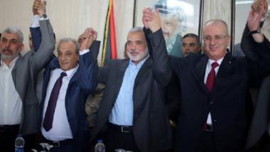 «الحمد لله» يدعو الفلسطينيين الى الالتفاف حول قيادتهم وإنهاء الخلافات بين الفصائل