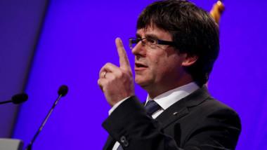 زعيم إقليم كتالونيا يطلب لقاء رئيس  وزراء إسبانيا