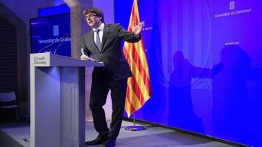 زعيم كتالونيا يدعو إلى وساطة دولية في الأزمة مع مدريد