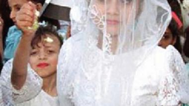 زواج القاصرات جريمة ترتكب في وضح النهار