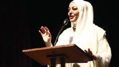 سمرقند الجابري: ذهبيتا الإمارات والصيد أوقفتا موجة التقليل من إمكانات المرأة