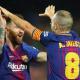 برشلونة يجتاز ملقا وميسي يحقق رقماً ملفتاً.. وهدر سفيلد تاون يهزم «الشياطين»