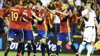 إسبانيا إلى النهائيات.. وإيطاليا إلى الملحق.. وويلز يواصل صحوته