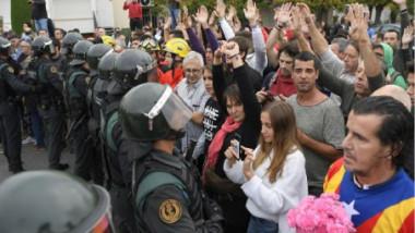 رفض دولي واسع النطاق لإعلان استقلال كاتالونيا