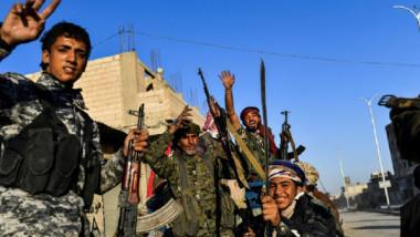 قوّات سوريا الديموقراطية تعلن السيطرة بالكامل على مدينة الرقة