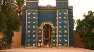إحياء اليوم العالمي للسياحة بزيارة لمدينة بابل الأثرية