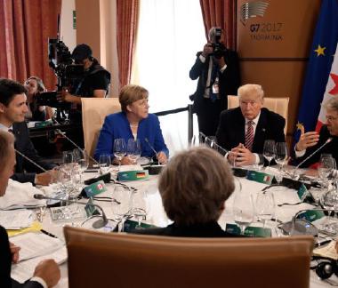 وزراء داخلية مجموعة الدول السبع يناقشون  سبل مواجهة التهديدات الأمنية للغرب