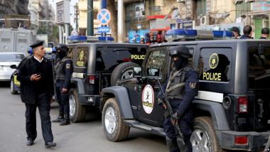 مصر تعتقل 14 عضوا في حركة مسلحة