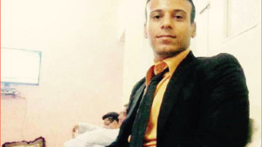 مصطفى ماهر شاب عراقي يبحث عن حقه كمواطن خارج بلده