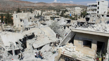 الصليب الأحمر الدولي يندد بـ»أسوأ مستويات» العنف في سوريا منذ معارك حلب