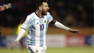 رئيس الأرجنتين: تأهلنا الصعب لمونديال 2018 درس لنا